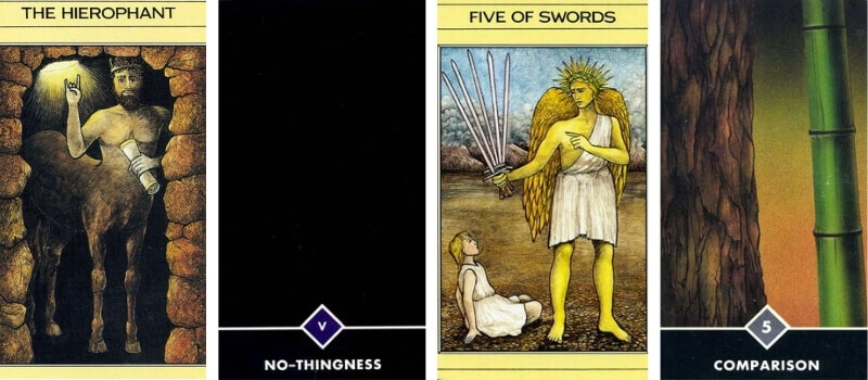 Art Tarot 2nd set of cards