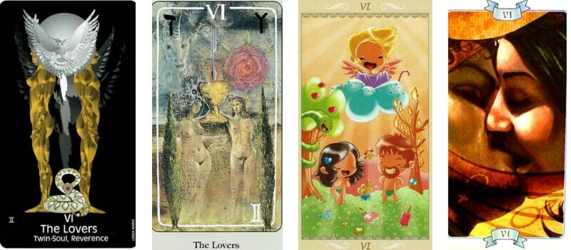 Art Tarot 3rd set of cards