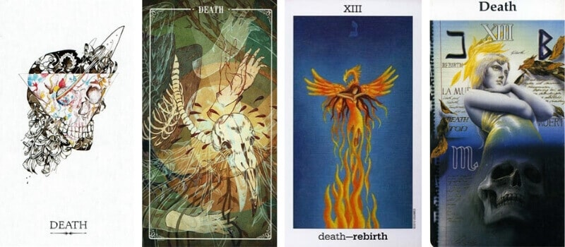 Art Tarot 4th set of cards