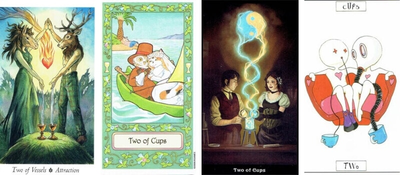 Art Tarot 5th set of cards