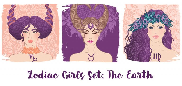 Women of the Earth Element
