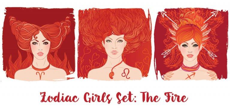 Women of the Fire Element