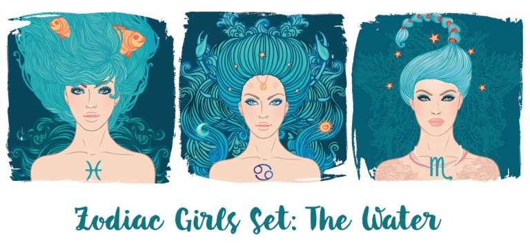 Women of the Water Element