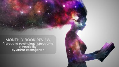 Photo of Book Review: Tarot and Psychology: Spectrums of Possibility by Arthur Rosengarten