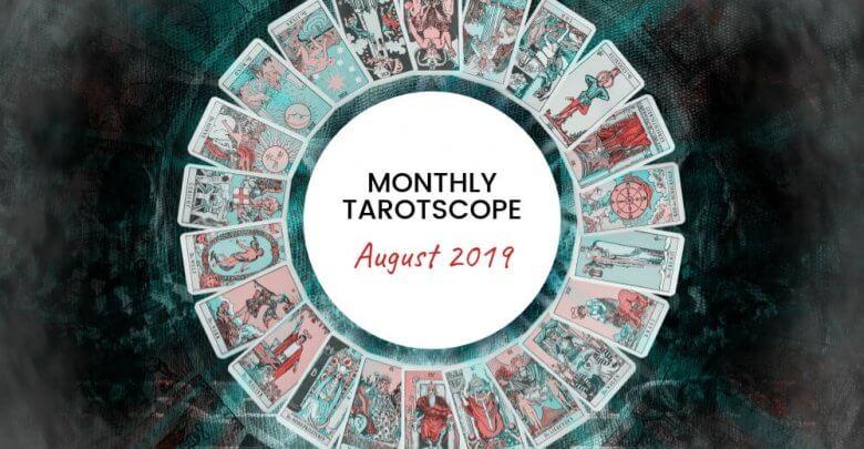 Tarotscope for August 2019