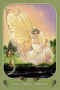 Love Without Condition tarot card