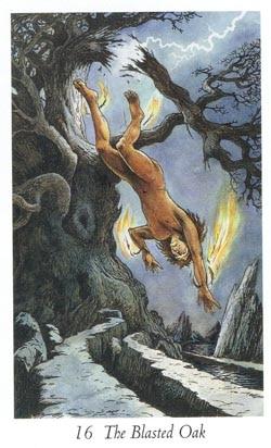 16 The Blasted Oak