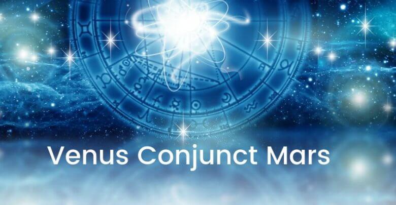 Venus Conjunct Mars