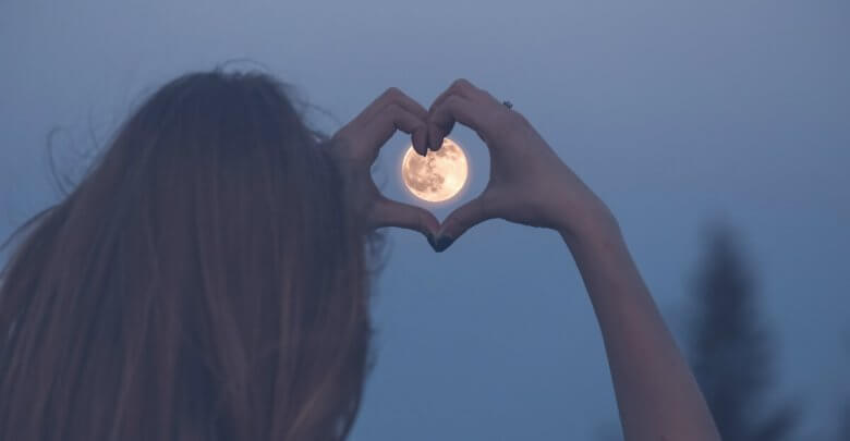 Moon in Astrology Giving and Receiving Love