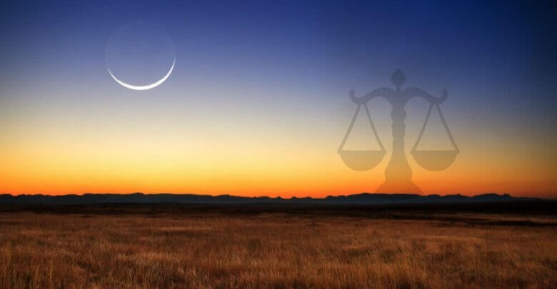 New Moon in Libra 2019