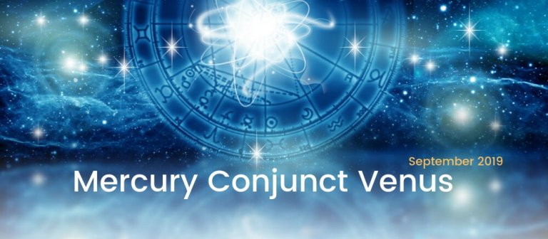Mercury Conjunct Venus