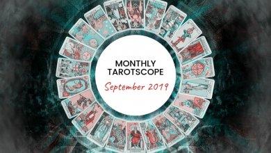 Photo of Tarotscope – Tarot Reading for September 2019