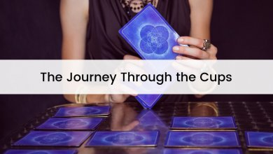 Photo of The Journey Through the Cups of the Minor Arcana