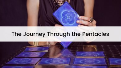 The Journey Through the Pentacles