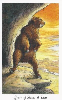 Queen of Stones Bear