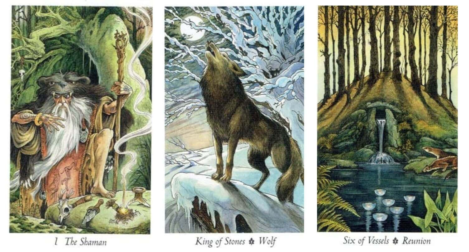 The Willow Wood Tarot