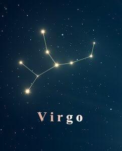 Virgo astronomy