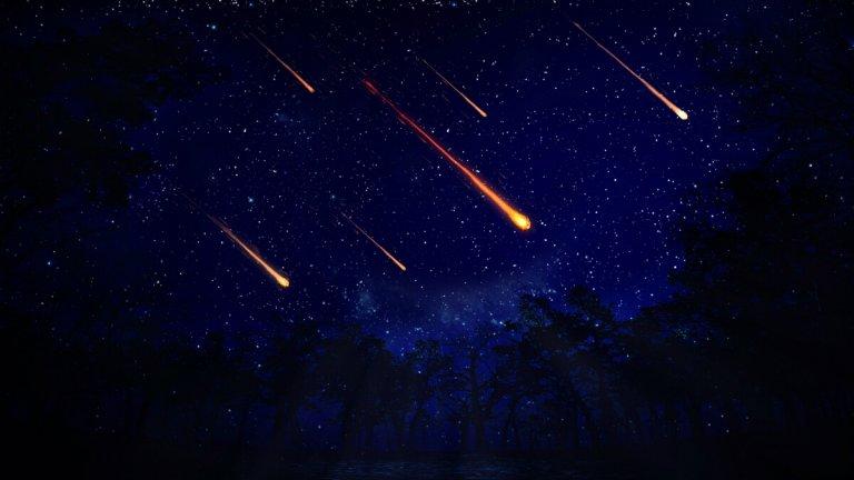 Alpha Capricornids Meteor Shower