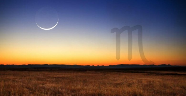 New Moon in Scorpio 2019