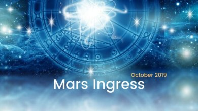 Photo of Mars Ingress in October 2019 – Justice with a Sword