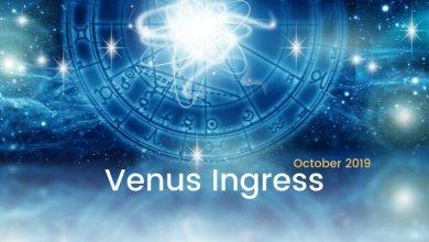 Photo of Venus Ingress in October 2019 – Temptation
