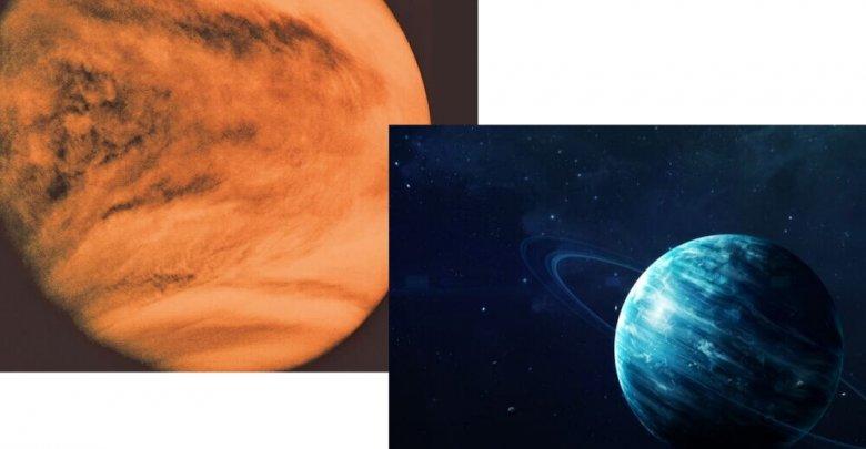 Venus Opposes Uranus