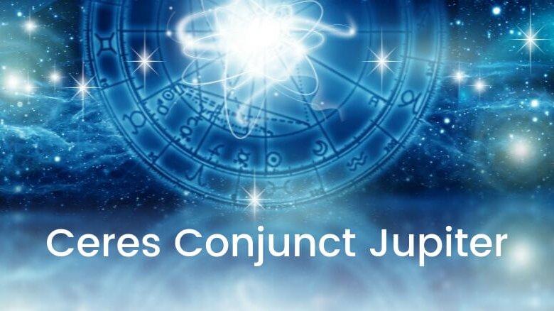 Ceres Conjunct Jupiter