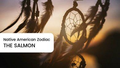 Photo of The Salmon Totem in the Native American Zodiac