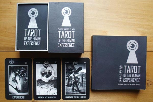 Tarot of the Human Experience deck
