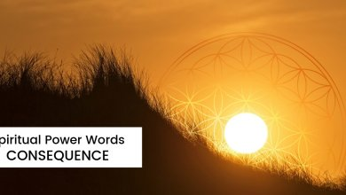 Photo of Spiritual Power Words: Consequence