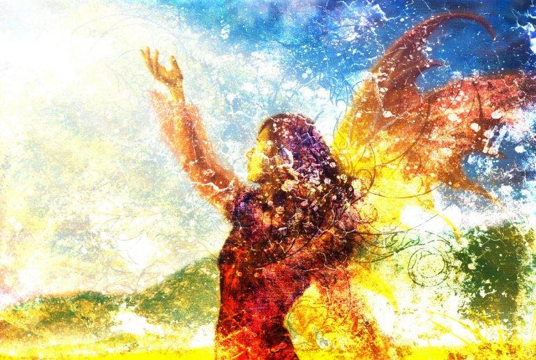 Aura and Spiritual Awakening