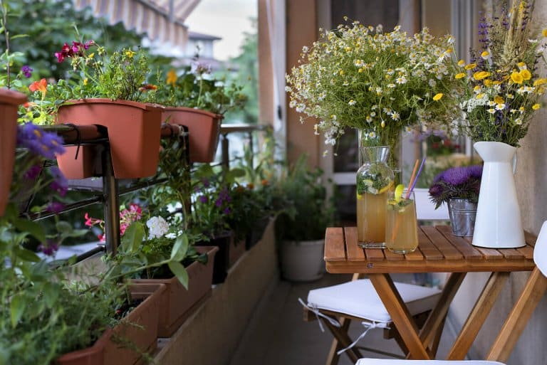 Feng Shui Tips for a Patio Deck or Balcony