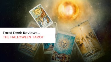 Photo of Tarot Deck Review: The Halloween Tarot