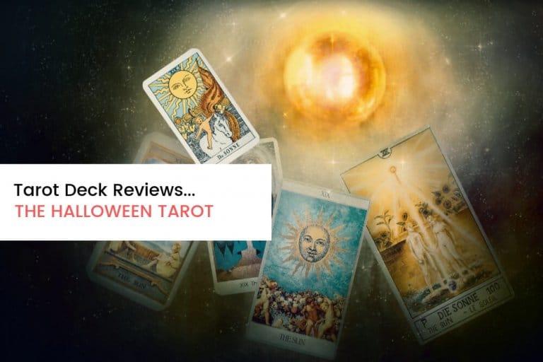 Deck Review The Halloween Tarot