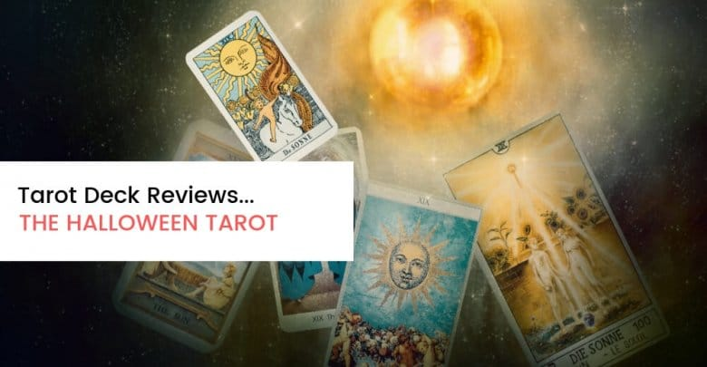 Deck Review The Halloween Tarot