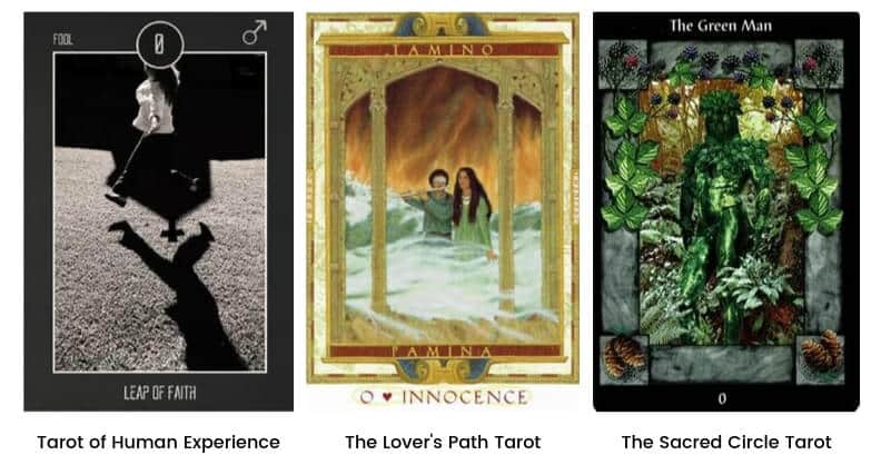 Fool Tarot Card Same Meaning but Renamed