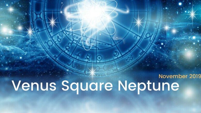 Venus Square Neptune