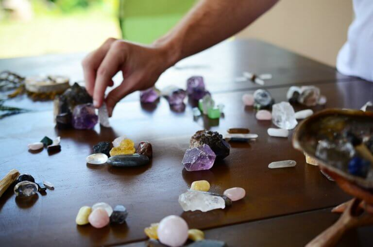 6 Crystals in Feng Shui Practice