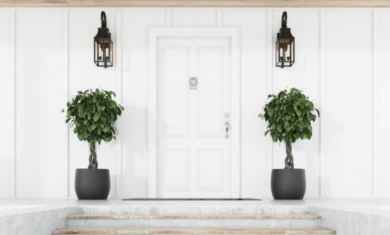 Using Feng Shui to Entrance