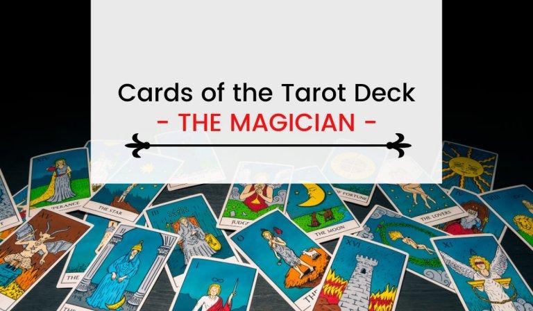 The Magician in Tarot