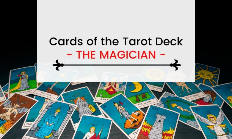 The Magician in Tarot