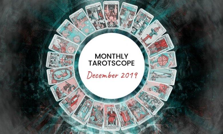 Tarotscope for December 2019