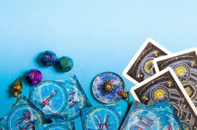 Major Arcana Tarot and Astrology