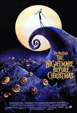 A Nightmare Before Christmas poster