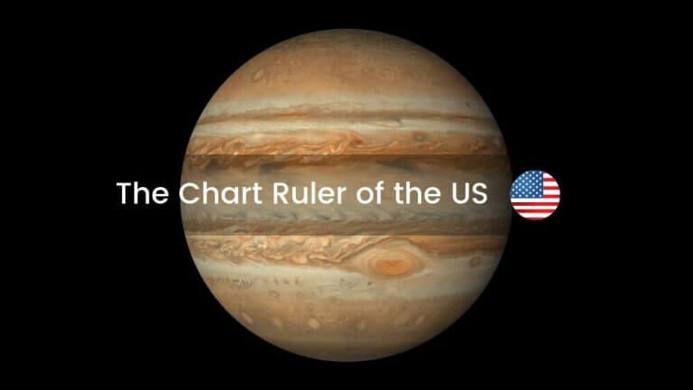 Jupiter The Chart Ruler of the US