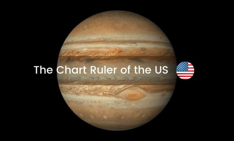 Jupiter The Chart Ruler of the US