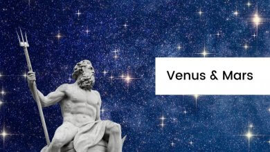 Photo of Astrology vs Greek Mythology: Venus & Mars