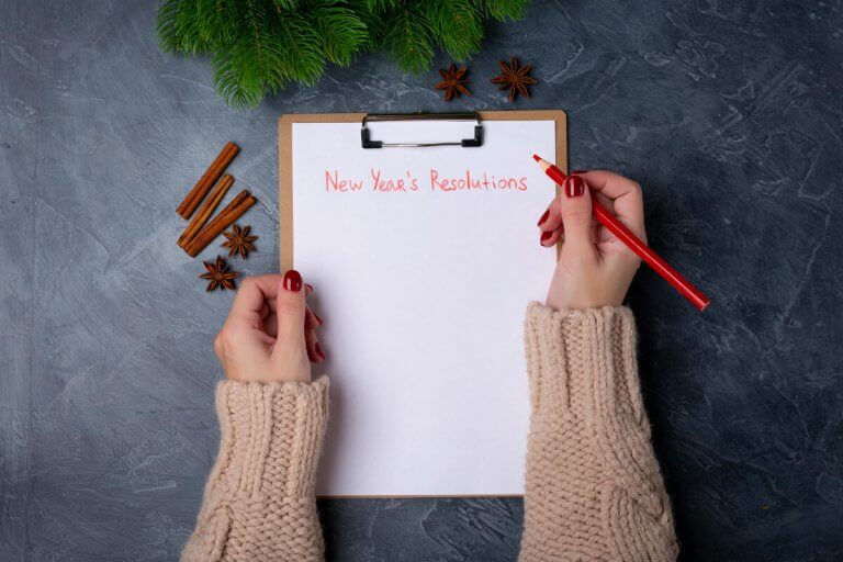 Feng Shui Your New Year's Resolutions