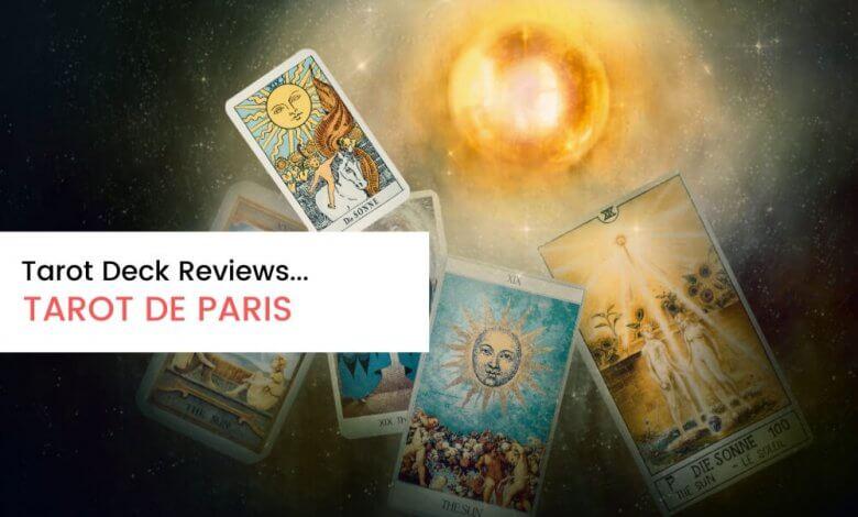 Deck Review Tarot de Paris