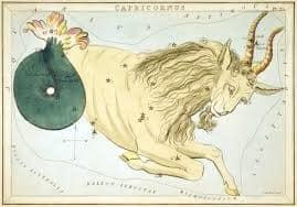 Capricornus Celestial Atlas